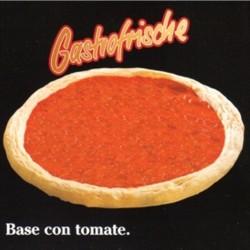 Base Pizza con Tomate