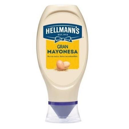 Bocabajo Mayonesa Hellmans