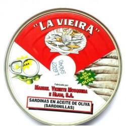 Sardinillas La Vieira