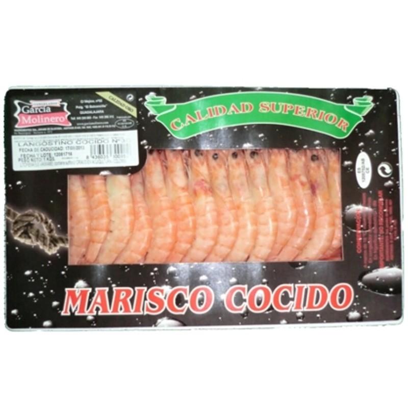 Langostino Cocido (1 Kg)