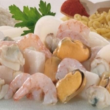 Preparado Sopa Marisco